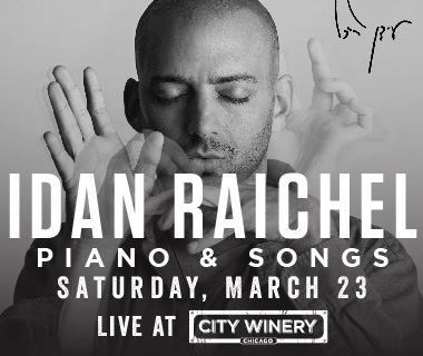 City Winery Idan Raichel